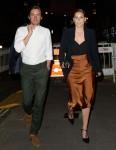 Princess Beatrice and Edoardo Mapelli Mozzi arrive at Annabels in London