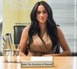 Meghan Markle Duchess of Sussex visits Johannesburg, South Africa