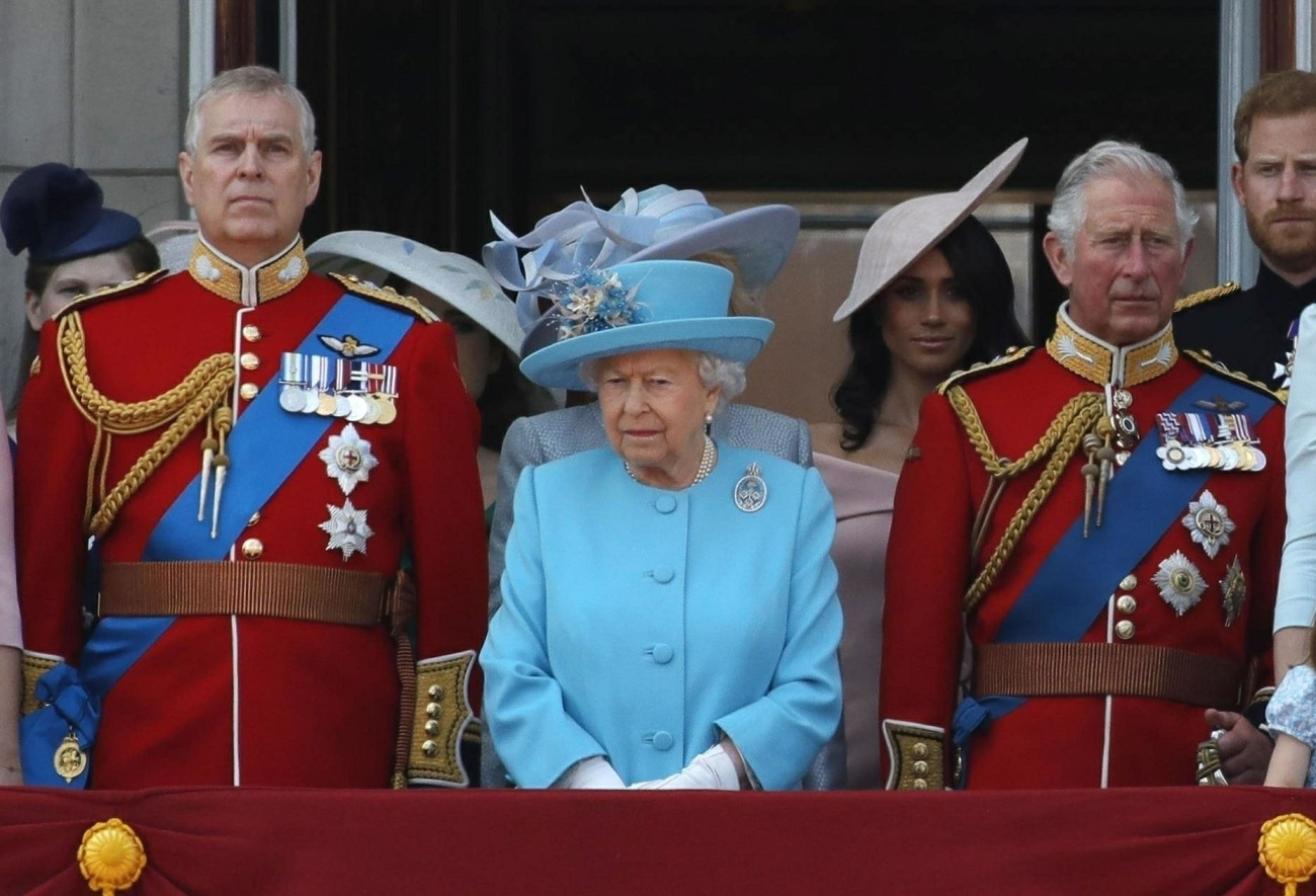 Duke of York, Prince Andrew continues to get probed about his involvement with the Jeffery Epstein case! **FILE PHOTOS**