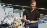 Prince Harry of Belair? Prince Harry gets interviewed by James Corden on Tourist bus in Los Angeles