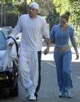 Ben Affleck and Jennifer Lopez workout together
