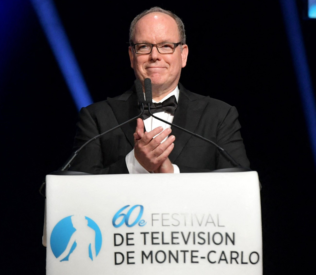 Golden Nymphs ceremony of the 60th Monte-Carlo Television Festival