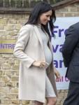 Meghan Duchess of Sussex visits the 'Mayhew' animal welfare charity, London, UK