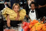 Nominee, Beyonce Knowles-Carter, and Jay-Z at the 77th Annual Golden Globe Awards at the Beverly Hilton in Beverly Hills, CA on Sunday, January 5, 2020.