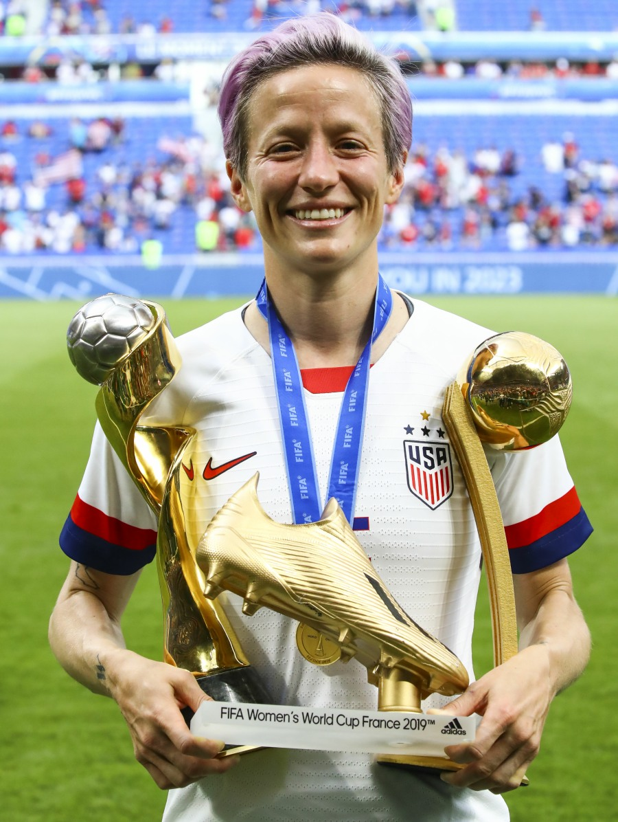 SOCCER : USA vs Netherland - Final Women s world cup - 07/07/201
