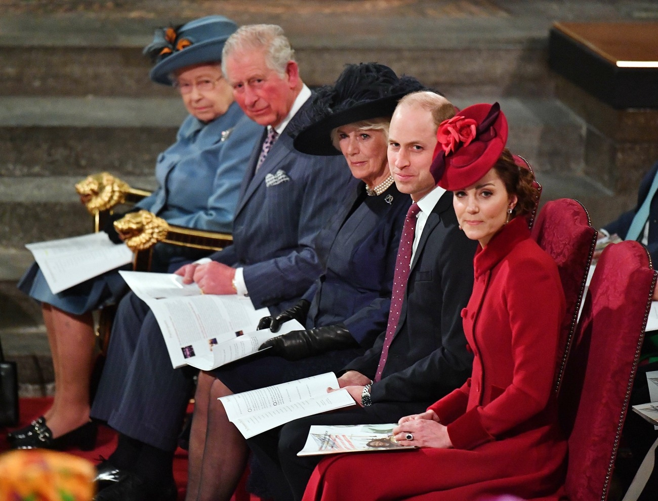 Buckingham Palace's staff is 8.5% ethnic minority, Clarence House is only 8%