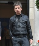 Noel Gallagher & Laura Whitmore at The Merrion
