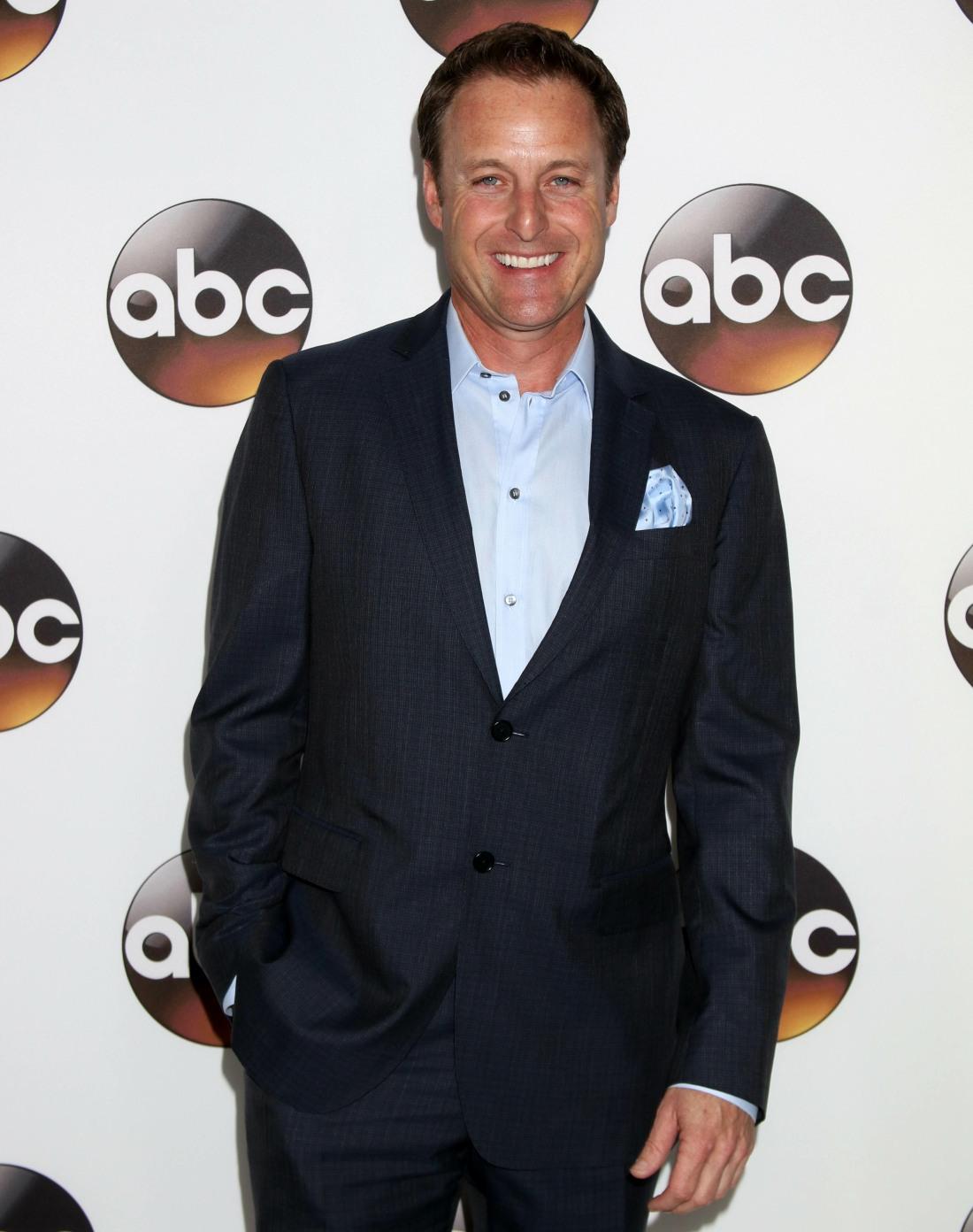Chris Harrison  at the Disney/ABC TV TCA....