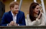 Tea Party at Buckingham Palace