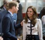 Royal Couple Visit Birmingham