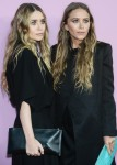 Ashley Olsen and sister Mary-Kate Olsen arrive at the 2019 CFDA Fashion Awards held at the Brooklyn Museum on June 3, 2019 in Brooklyn, New York City, New York, United States. (Photo by Image Press Agency)