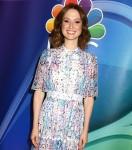 Ellie Kemper at the NBC New York Fall Junket