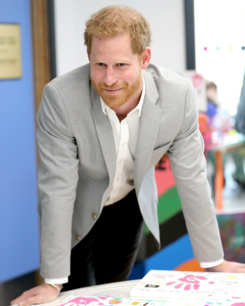 The Duke Of Sussex Opens The Barking And Dagenham 'Future' Youth Zone