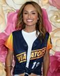 Chef Giada De Laurentiis attends her celebrity chef appearance at Las Vegas Ballpark