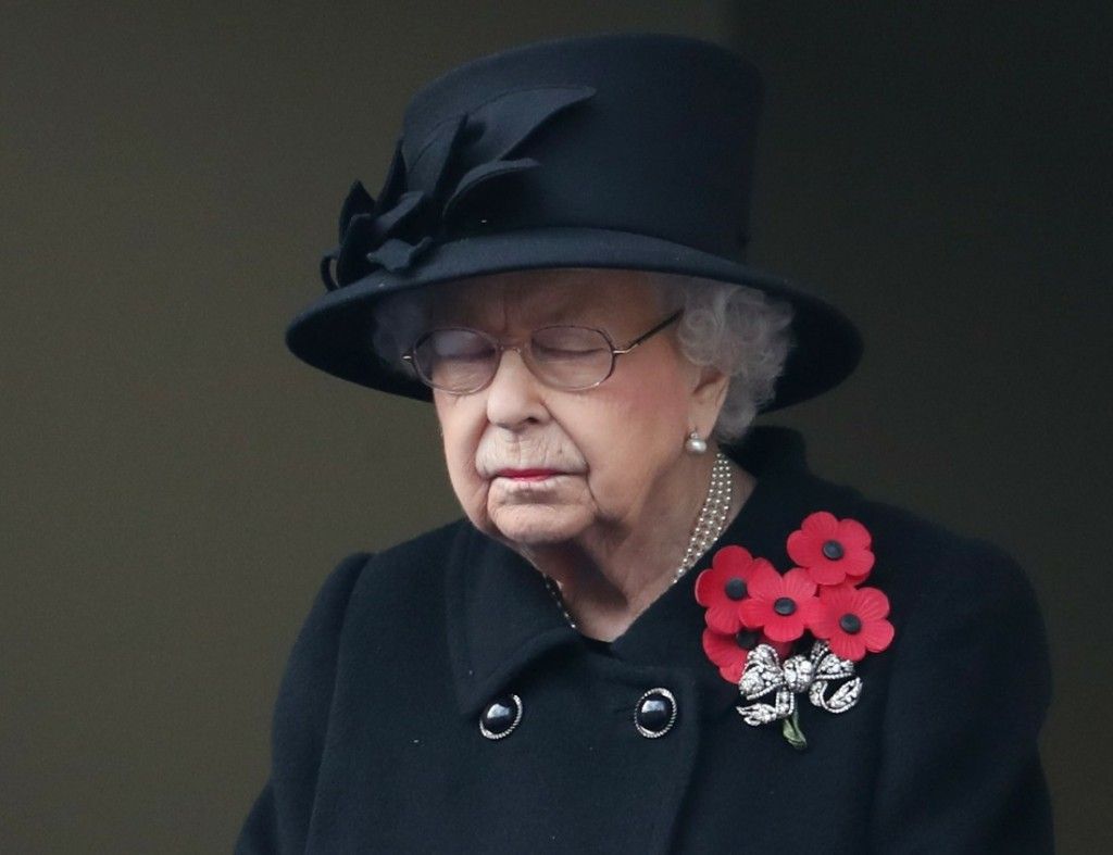 National Service Of Remembrance At The Cenotaph