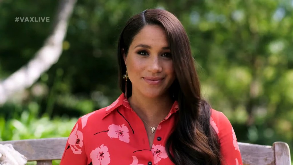 """Meghan, Duchess of Sussex - Global Citizen """"Vax Live: The Concert to Reunite the World"""""""