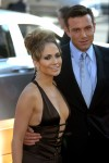 """Lopez and Affleck at the premiere of their film """"Gigli"""""""