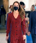 THE DUCHESS OF CAMBRIDGE TO VISIT THE V&A Wednesday 19th May, 2021   The Duchess of Cambridge, Royal Patron, will visit the V&A on Wednesday 19th May to view two new exhibitions as the museum reopens its doors to the public for the first time this year