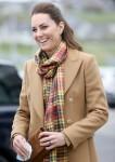 The Duke And Duchess Of Cambridge Visit Scotland - Day Five