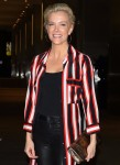 Megyn Kelly spotted leaving a girls night out dinner at Nobu in NYC