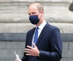 Duke of Cambridge at 73rd birthday ceremony of NHS