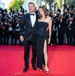 "Matt Damon and Camille Cottin attend ""Stillwater"" screening in Cannes"