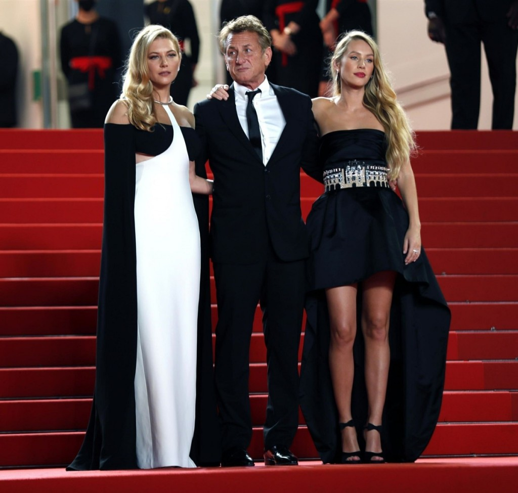 'Flag Day' Red Carpet - The 74th Annual Cannes Film Festival