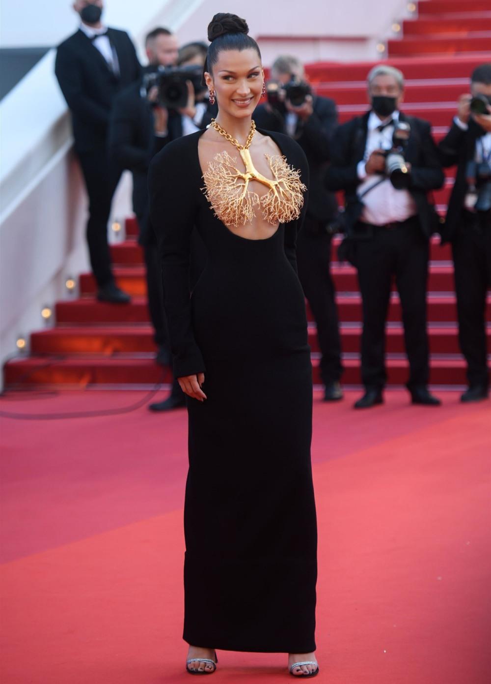 Celebrities attend the ''Tre Piani (Three Floors)'' screening