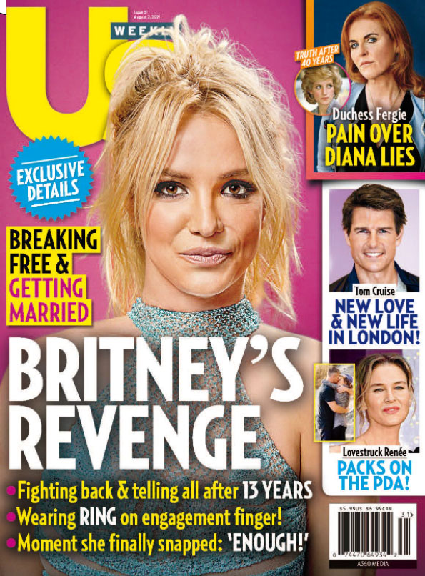 Britney Spears's team 'had to sign off on everything from groceries to new makeup'