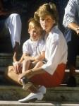 Charles, Prince of Wales, and Diana, Pri..........
