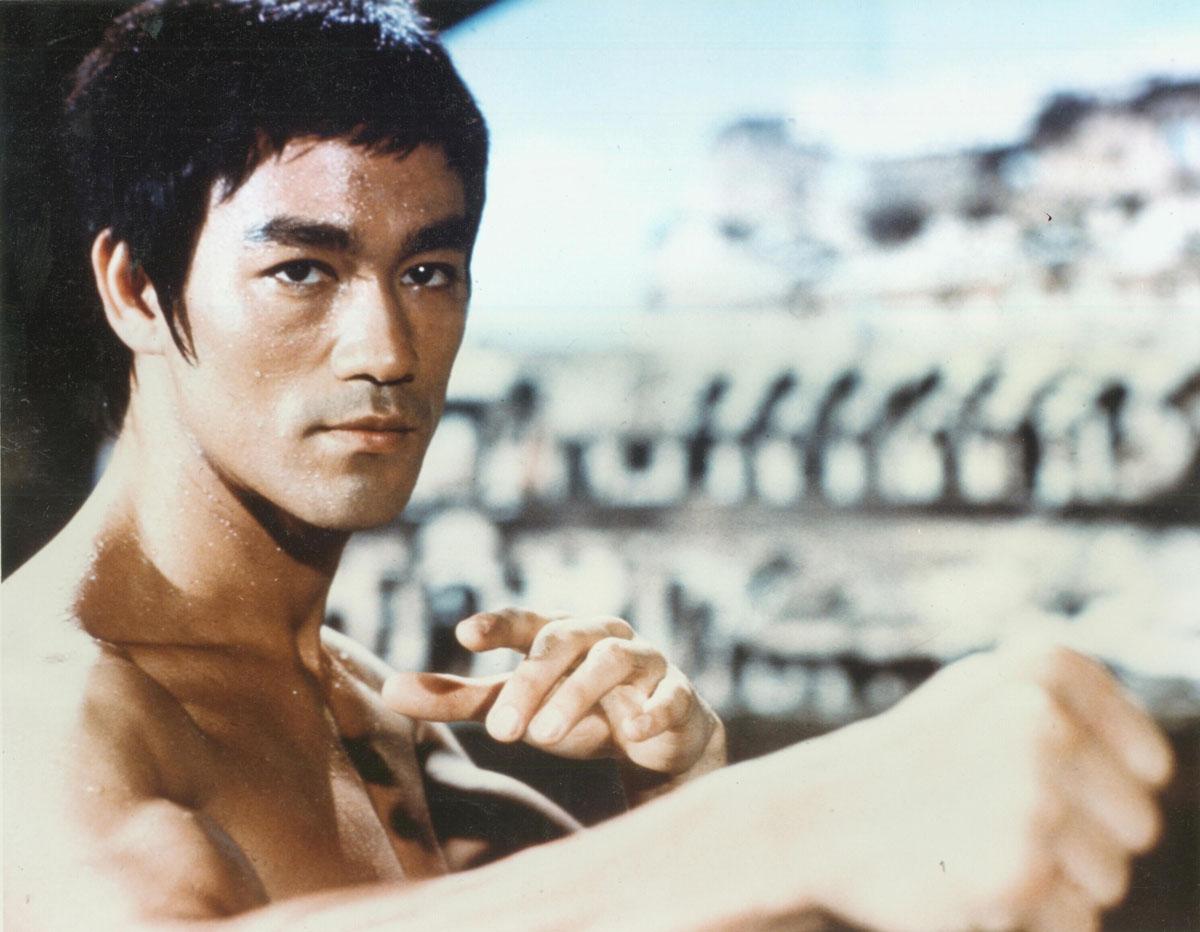 Kung Fu movie legend Bruce Lee