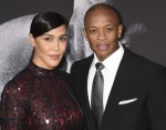Dr. Dre, Nicole Young at HBO's 'The Defiant Ones' premiere