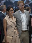 The Duke and Duchess of Sussex  visited the Nelson Mandela Centenary Exhibition at Southbank Centre's Queen Elizabeth Hall.
