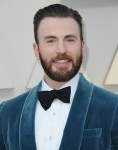Chris Evans attends The 91st Annual Academy Awards Arrivals in Los Angeles
