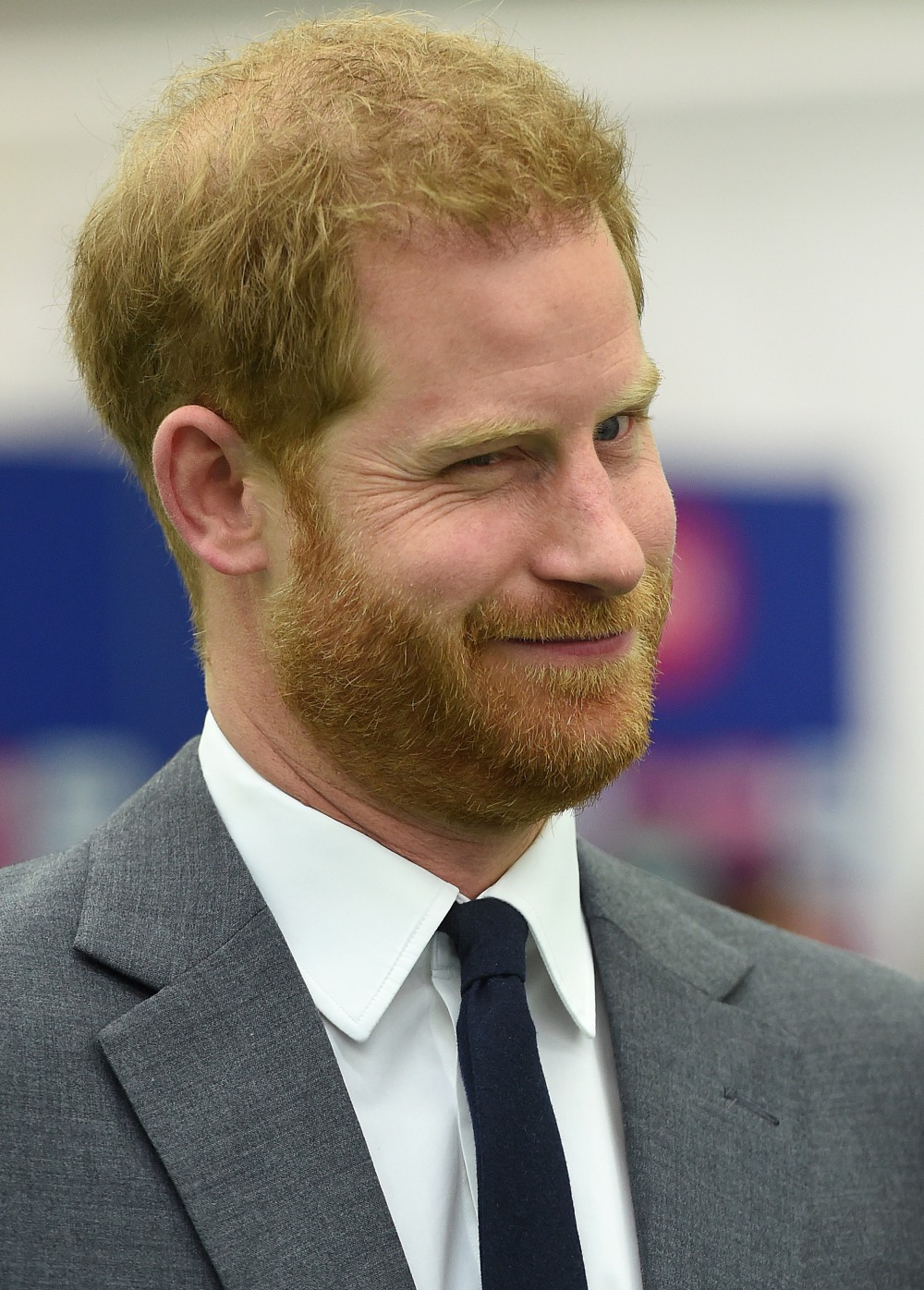 The Duke Of Sussex Attends The Opening Match Of The ICC Cricket World Cup