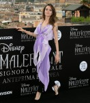 Angelina Jolie poses during the photo call for the European premiere of the movie Maleficent: Mistress of Evil, in Rome, Italy 07-10-2019