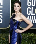 Shailene Woodley attending the 77th Annual Golden Globe Awards at The Beverly Hilton Hotel on January 5, 2020 in Beverly Hills, California. | usage worldwide