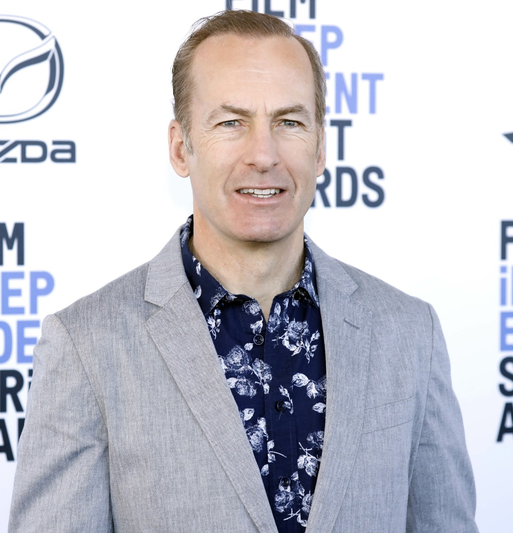 Bob Odenkirk at the 35th Film Independent Spirit Awards 2020 ceremony in the tent on Santa Monica Be...