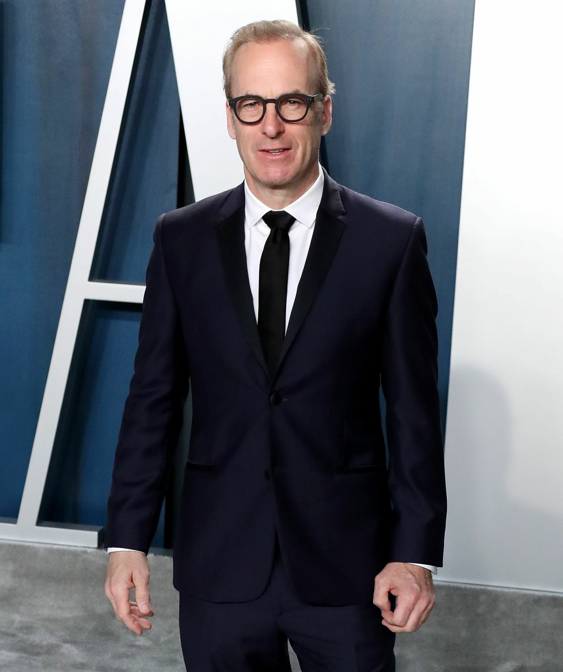 Bob Odenkirk arrives at the 2020 Vanity Fair Oscar Party held at the Wallis Annenberg Center for the...