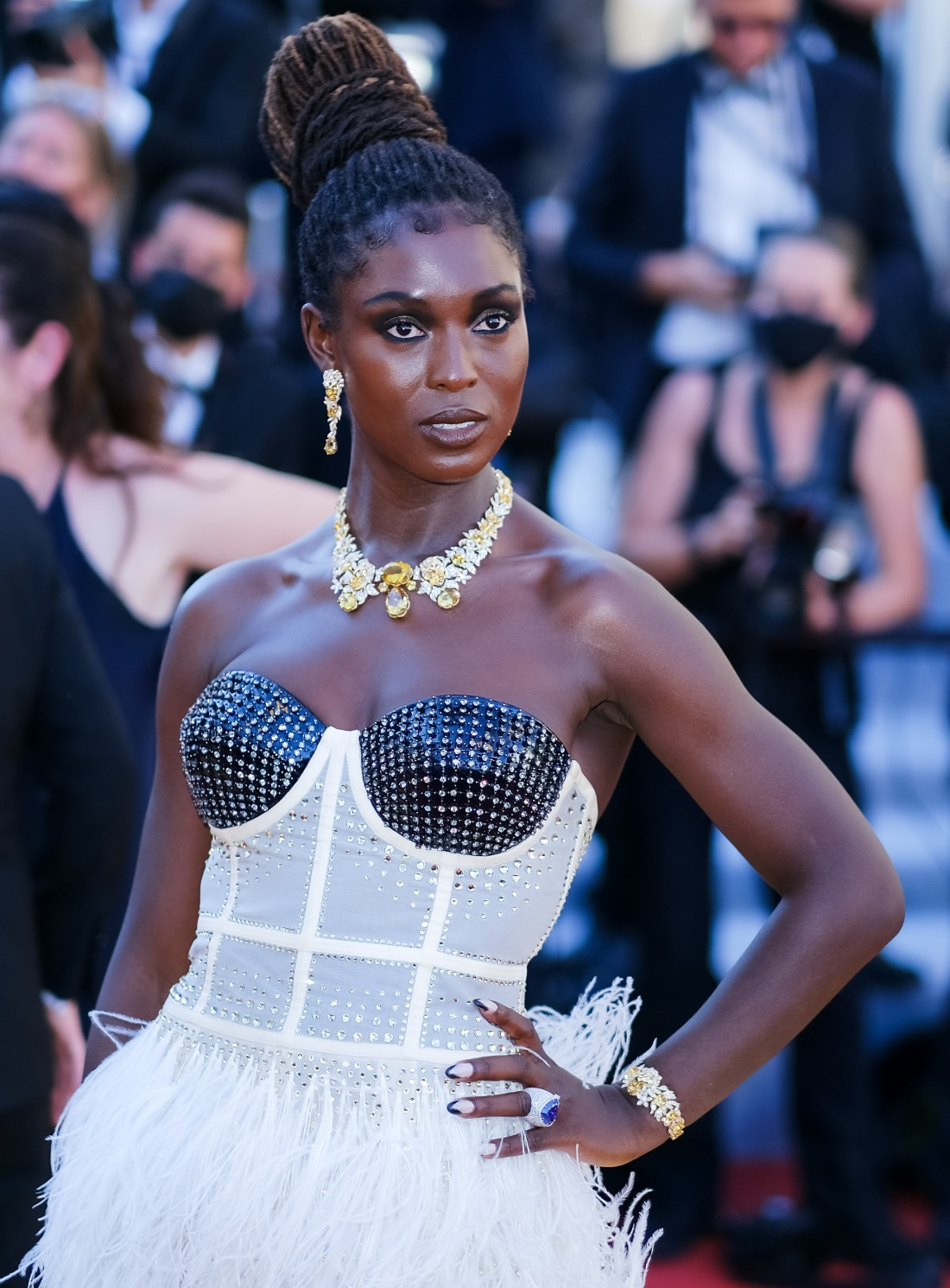 Jodie Turner-Smith was the victim of another Cannes Film Festival jewelry robbery