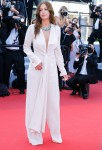 """Peaceful (De son vivant)"" Red Carpet during the 74th Cannes International Film Festival"