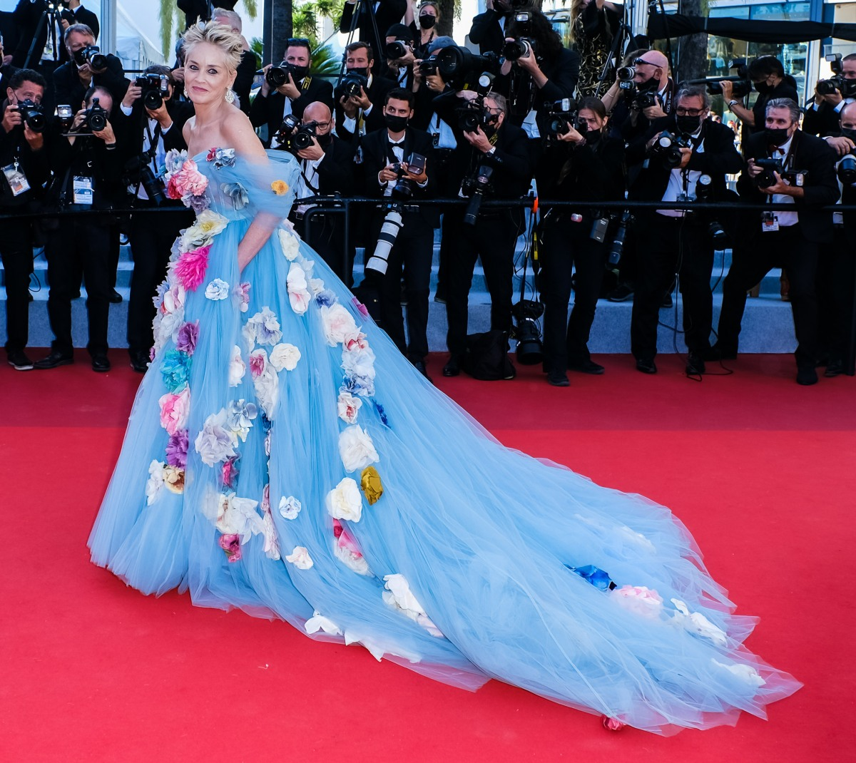 """""""The Story of my wife"""" Red Carpet during the 74th Cannes International Film Festival"""