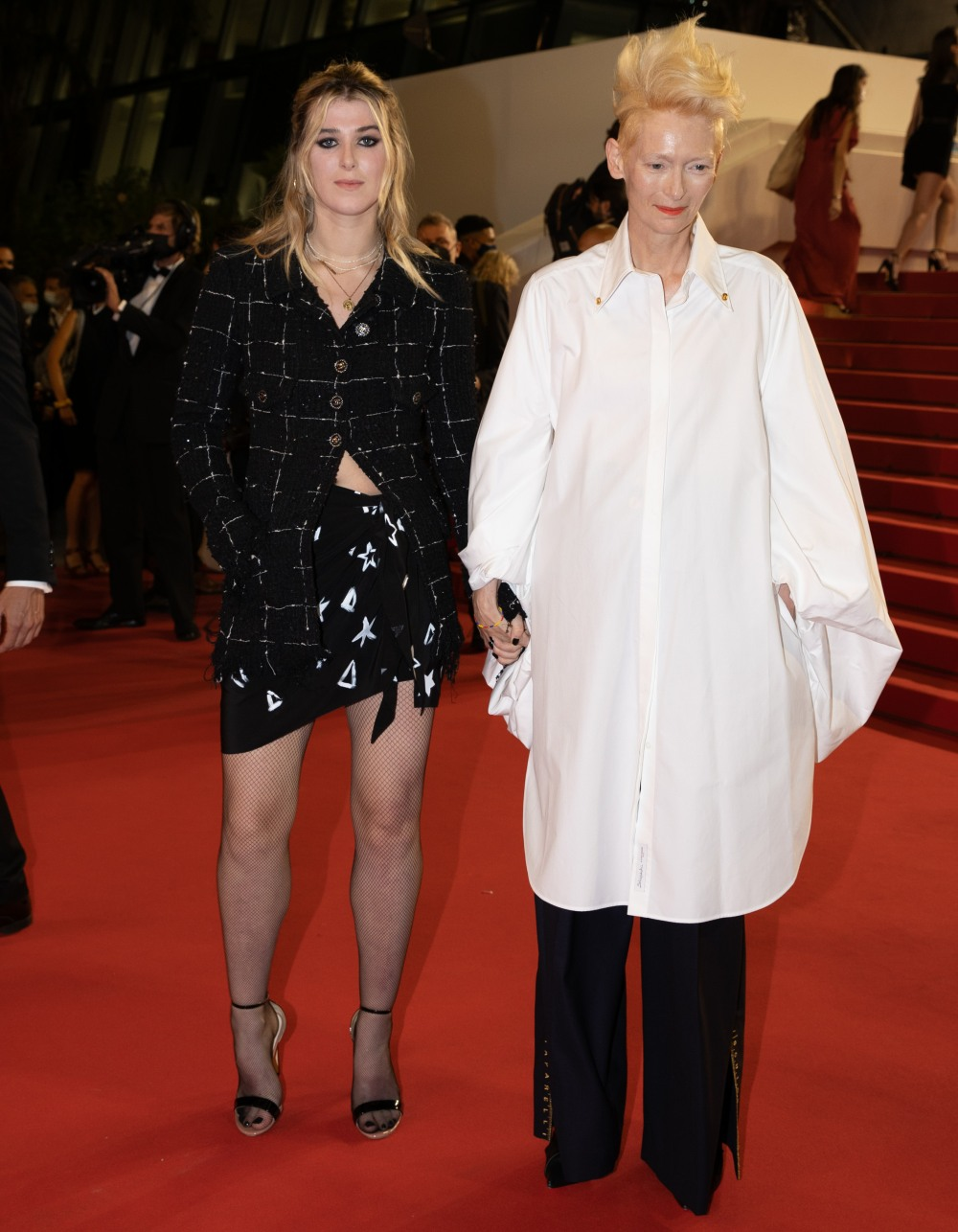 """""""Les Olympiades (Paris 13th District)"""" Red Carpet - The 74th Annual Cannes Film Festival"""