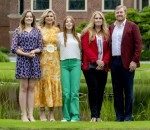 Photo session Dutch Royal Family Photo: Albert Nieboer / Netherlands OUT / Point de Vue OUT