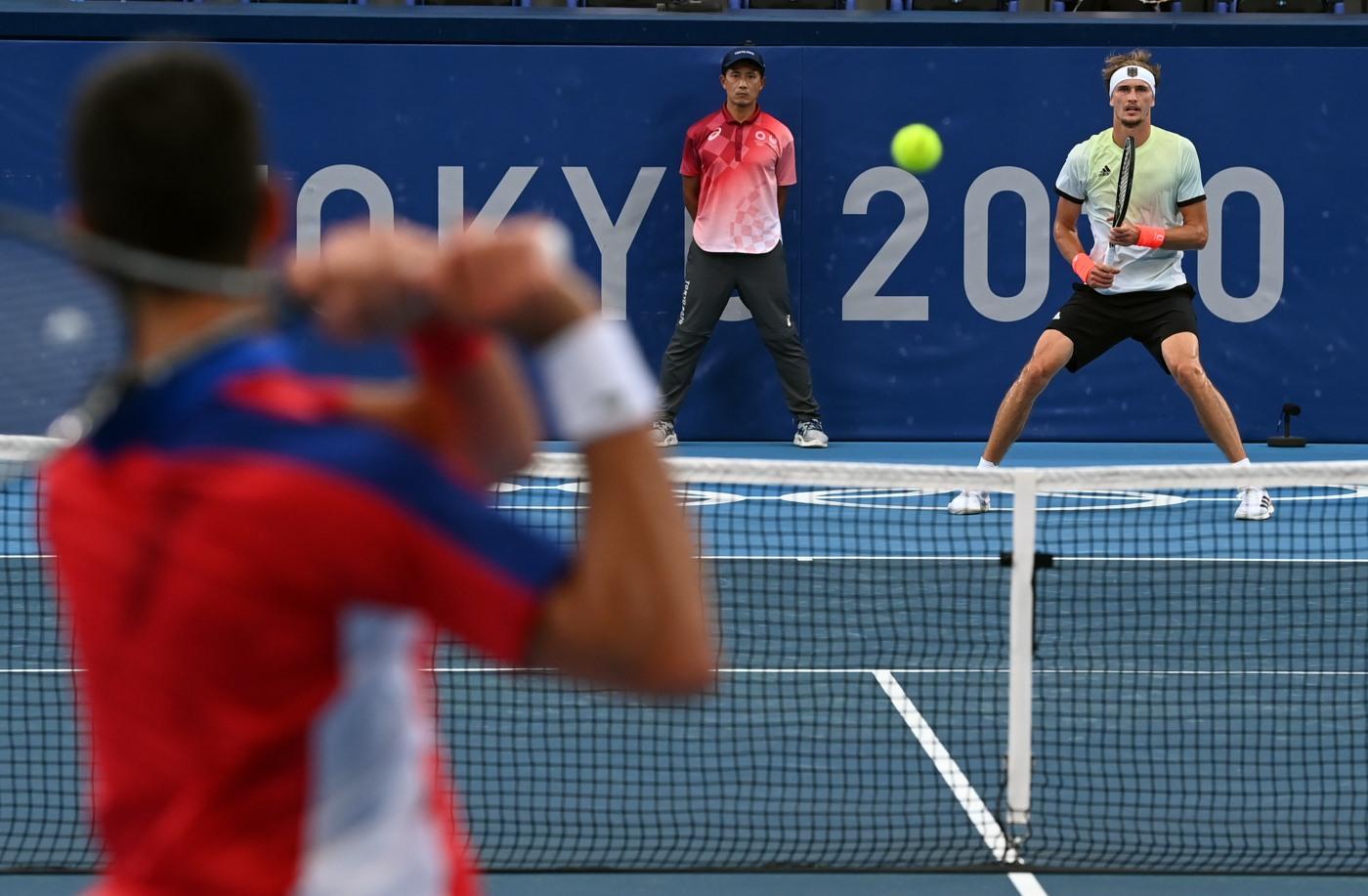 Tokyo 2020 - Tennis