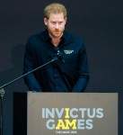 Prince Harry, Duke of Sussex attends The Invictus Games 2020 launch