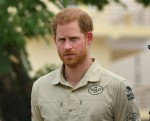 Royal visit to Africa - Day Five