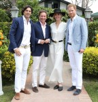 Prince Harry travelled to Rome to attend the 2019 Sentebale ISPS Handa Polo Cup