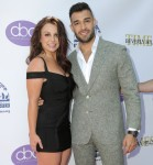 Britney Spears and boyfriend Sam Asghari  attend the 2019 Daytime Beauty Awards