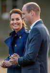 The Duke and Duchess of Cambridge Visit a Drive-In Cinema at the Palace of Holyroodhouse in Edinburgh